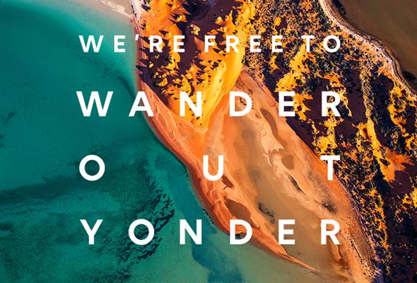 WA locals urged to 'wander out yonder' and explore stunning State